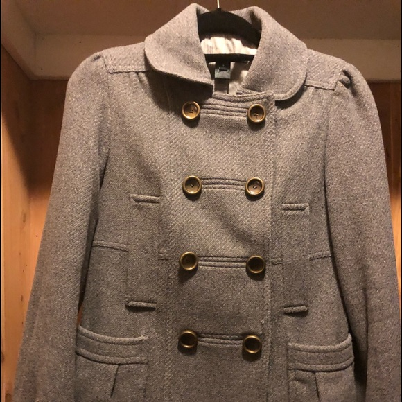 matching in colour wide selection of colours and designs cheap for sale Marc by Marc Jacobs Grey Wool Peacoat